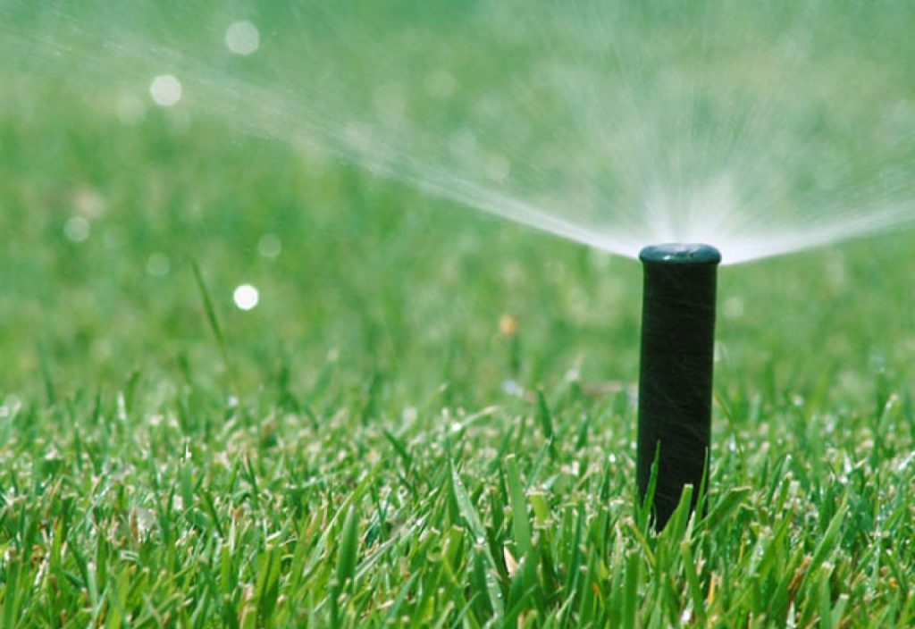 IRRIGATION<br> Water its the main thing and have a beautiful yard